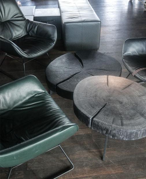 club hoffmann chair